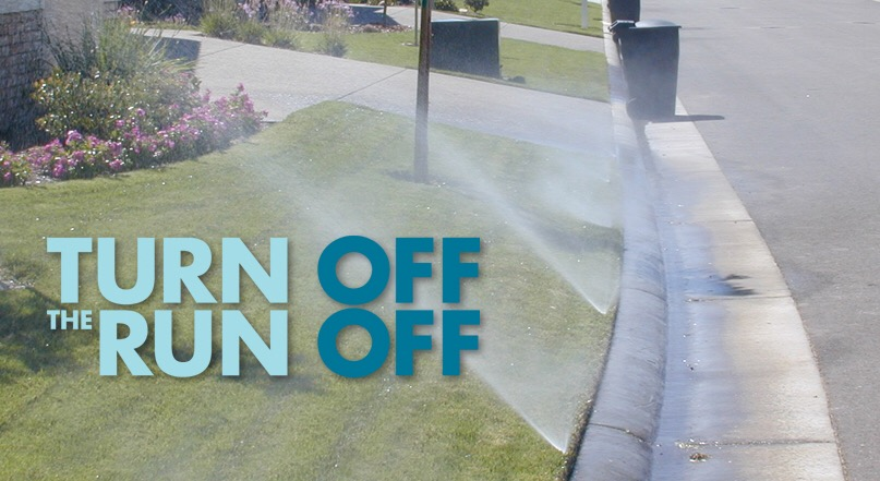 Turn Off The Runoff