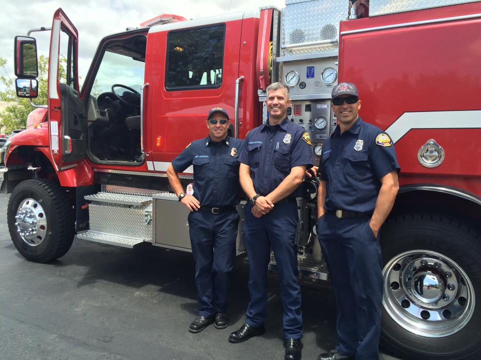 Trabuco Canyon Water District 2016 Water Awareness Day - Fire Department