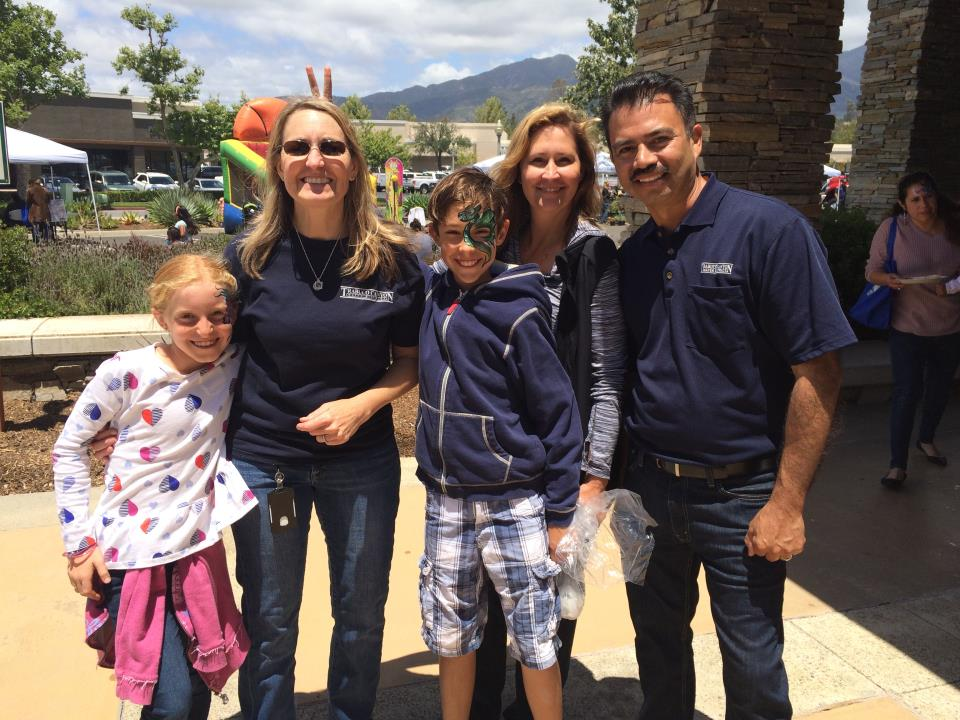 Trabuco Canyon Water District 2016 Water Awareness Day - Hector and Attendees