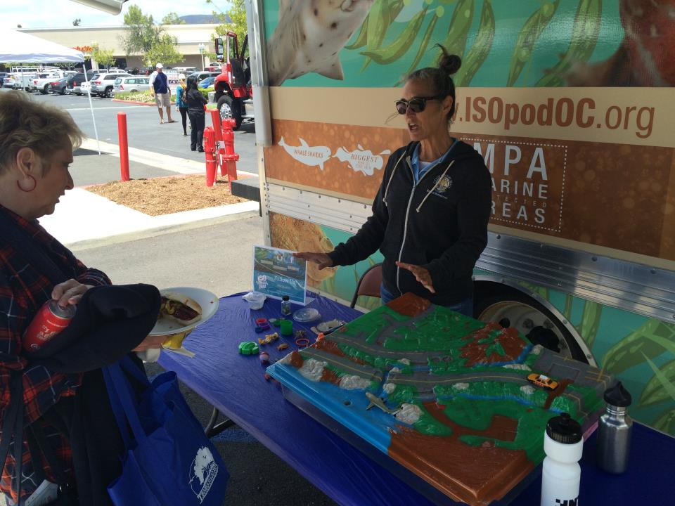 Trabuco Canyon Water District 2016 Water Awareness Day - ISO Pod Demonstration
