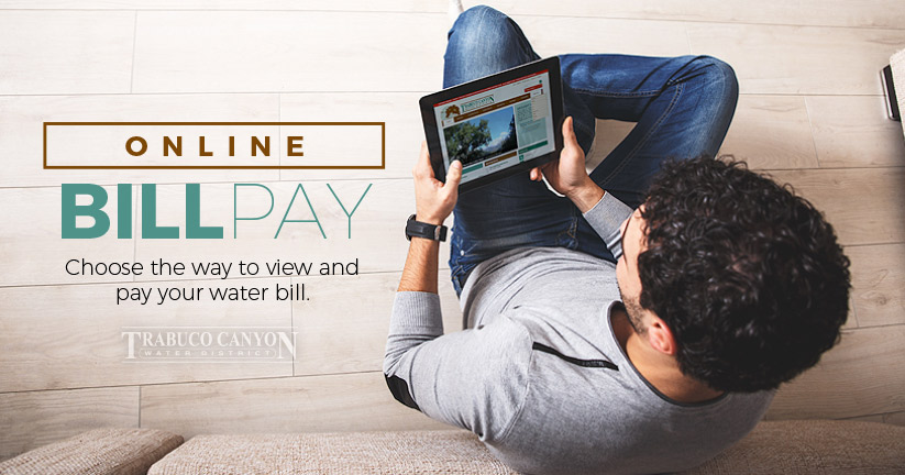 Online Bill Pay-Trabuco Canyon Water District