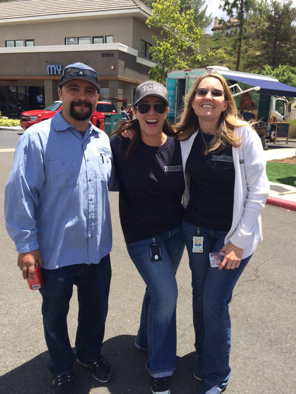 Trabuco Canyon Water District 2016 Water Awareness Day - Staff