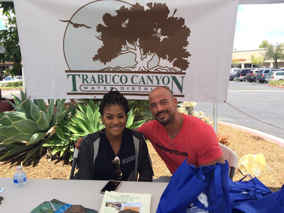 Trabuco Canyon Water District 2016 Water Awareness Day - Welcome and Greet Customers